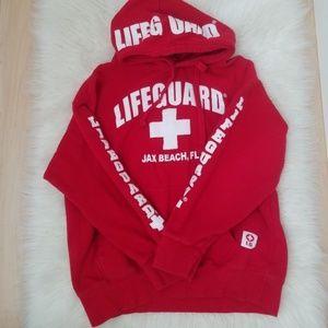 Womens lifeguard hoodie